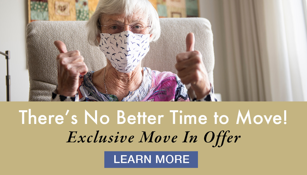 There's no better time to move! Exclusive Move In Offer. Learn More.