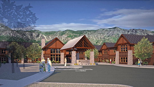 The Lodge at North Ogden in North Ogden, UT