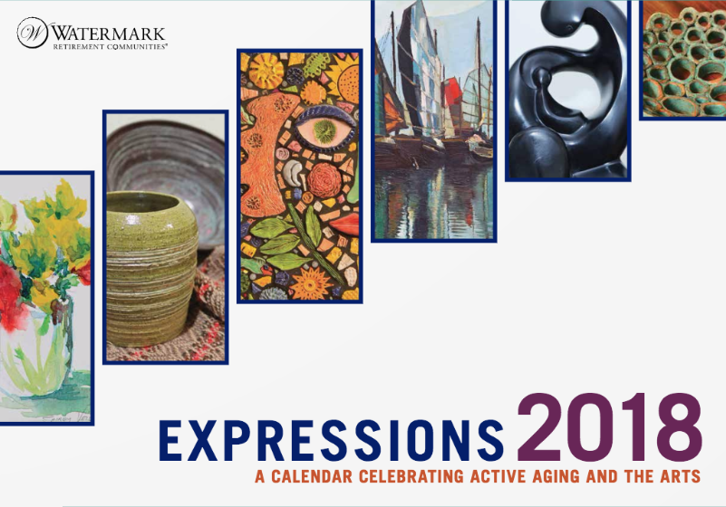 Watermark Expressions Calendar