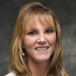 Kelly Smith, Director of Financial Services
